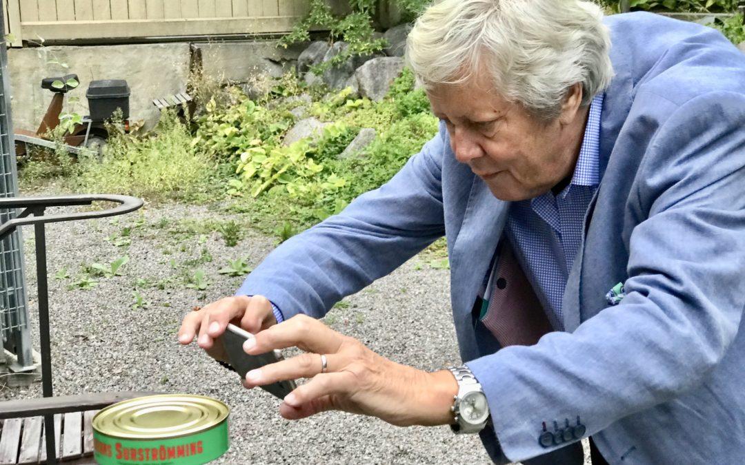 Ulf Elwing plåtar bäst i provningen för News-55