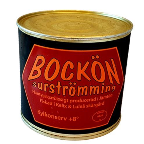 Surströmming från Bockön ska bli en tradition